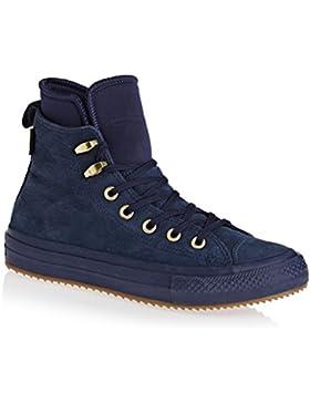 CONVERSE Star Waterproof Hi Donna Sneaker Blu