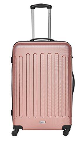 Packenger Reisekofferset Travelstar 3er-Set in verschiedenen Farben (Mauve) - 2