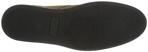 Schmoove Analog New Desert, Chaussures Lacées Homme Marron (Cafe/D Navy 89)