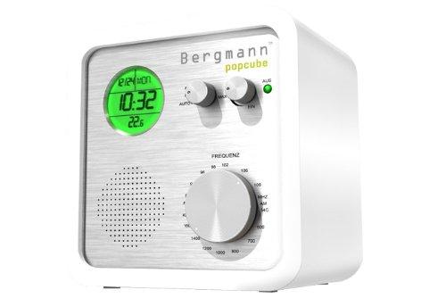 Bergmann Popcube Inkl. Netzteil Lautsprecher mit iPod-Dock