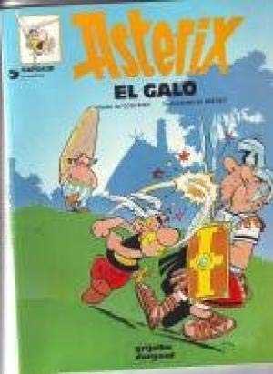 The Asterix - El Galo 1 par RENE ; UDERZO, ALBERT GOSCINNY