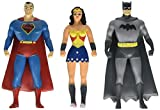 NJ Croce Justice League Action Figure Mini Set (3 Piece)