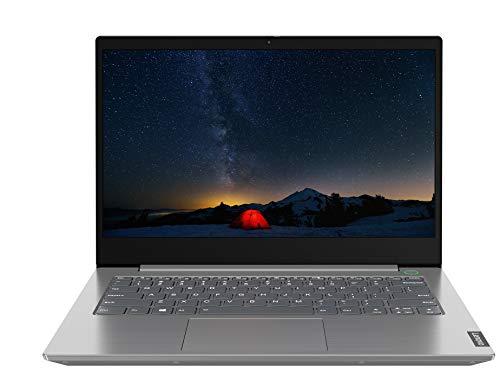 Lenovo ThinkBook 14 Intel Core i5 10th Gen 14-inch Full HD Thin and Light Laptop (8GB RAM/ 256GB SSD/ Windows 10 Professional/ Mineral Gray/ 1.49 kg), 20RV00BPIH