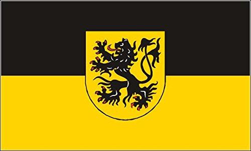 U24 Flagge Fahne Leonberg 90 x 150 cm