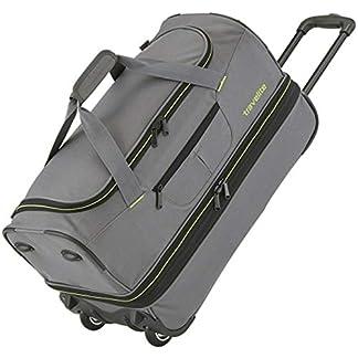 Travelite Basics Trolley Reisetasche Auf Rollen 70cm, Erweiterbar Auf 119 Liter Volumen, In Sechs Farben Bolso de Viaje, 70 Centimeters