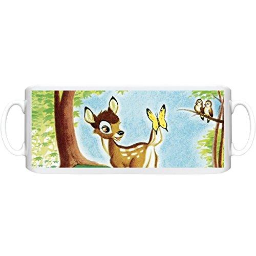 Bambi, Retro poster art Tazza di ceramica, 10oz