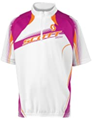 Scott RC 2011 - Camiseta infantil, tamaño S / 128, color blanco