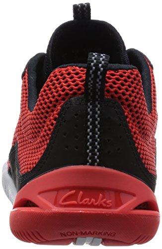 Clarks 2035_Dynamic Pro Herren Schnürhalbschuhe Orange