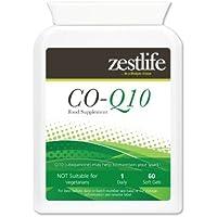 Zestlife coenzima Q10 ( CoQ10) 300mg 60 gel molli una spinta per il sistema immunitario .