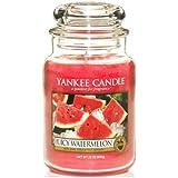Yankee Candle Housewarmer 22oz Jar - Juicy Watermelon