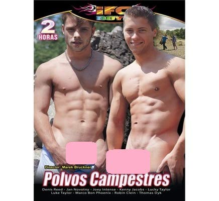Polvos Campestres (GAY) ref.7000 - Dvd Adult Gay