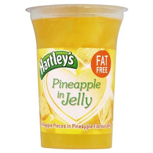L'ananas du Hartley en gelée 12 x 175gm