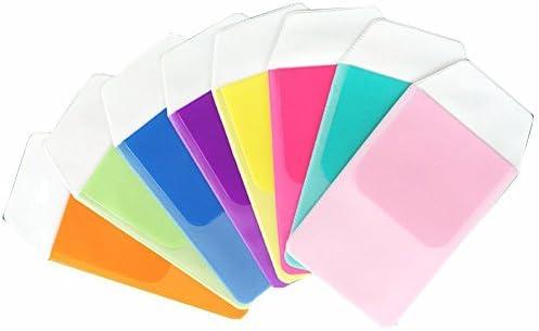 6 pcs Mat Stylo Poche protection support – Stylo Stylo Stylo multifonctions pointeurs badge Notes hôpital support pour cartes pour l'école et le bureau à l'aide (couleur aléatoire) B074P3BKR5 | Terrific Value  8e5fda