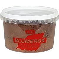 RAYT-BLUMEROX MARRON 1185-71-Colorante en polvo para cemento, cal y yeso-interior-exterior-450 gr
