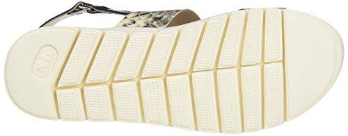 Gadea 40705, Scarpe Col Tacco con Cinturino a T Donna Multicolore