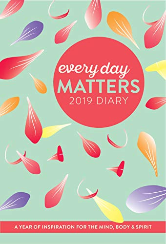 Every Day Matters 2019 Pocket Diary (Diaries 2019) por Dani Dipirro