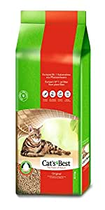 Katzen Best Öko Plus Katzenstreu - 30l
