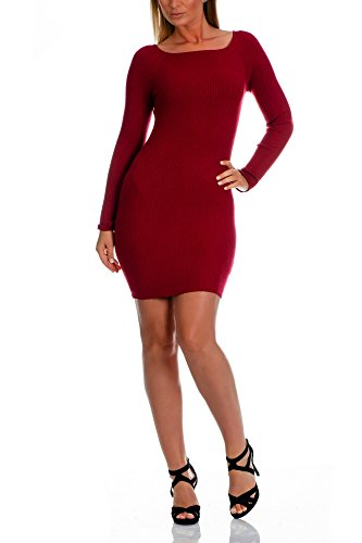 crazy-age-pull-femme-38-rouge-38