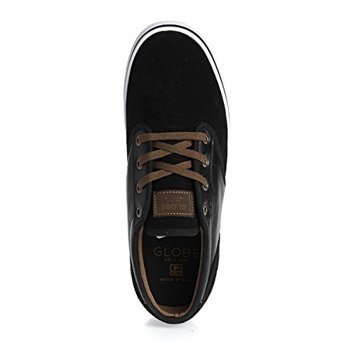 Globe Motley, Chaussures de Skateboard Homme Black