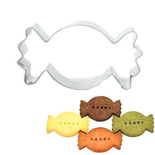 VWH Emporte Piece Patisserie Decoration de gateaux Moule a gateau Coupe-biscuits Moule de biscuit en forme de bonbons
