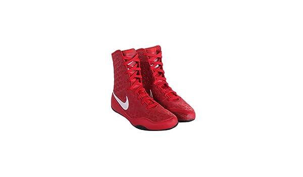 Nike 839421 – 600 – Felpa KO Varsity Rosso Bianco, (Varsity