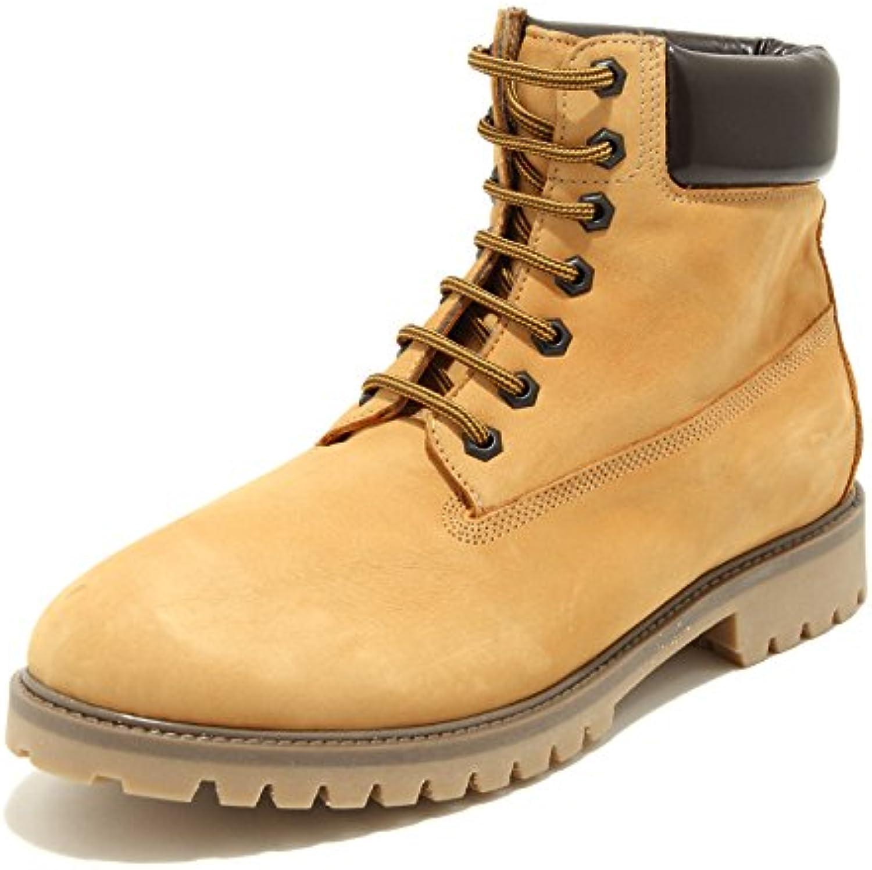 rossostone 8411G Anfibio Uomo Giallo Scarpa Stivale stivali scarpe Men | a prezzi accessibili  | Uomini/Donna Scarpa