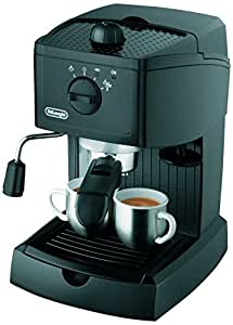 delonghi ec145 machine a cafe expresso et cappuccino solo pompe caf moulu 1 l 1100 w. Black Bedroom Furniture Sets. Home Design Ideas