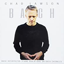 Piano Variations on Bach Chora