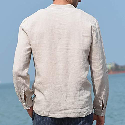 Zoom IMG-2 camicia uomo magliette polo canotte