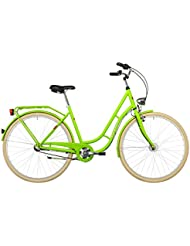 Ortler Detroit 3s - Bicicleta urbana - verde 2016