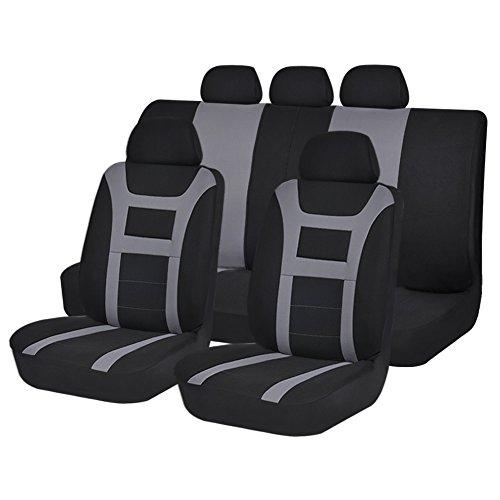black-grey-bucket-seat-covers-set-universal-airbag-safe-split-back-seat-protector-11pcs