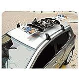 Nissan Qashqai + 2barras de aluminio de techo accesorio de Cruz ke730-ey010