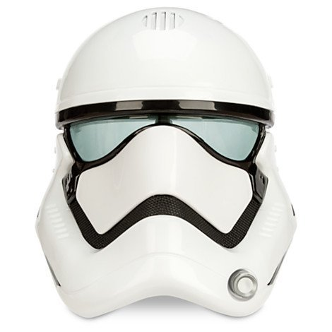 The Force Awakens First Order Stormtrooper Voice Changing Mask by Disney ()