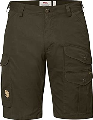 Fjällräven Barents Pro Shorts dark olive von Fjäll Räven - Outdoor Shop