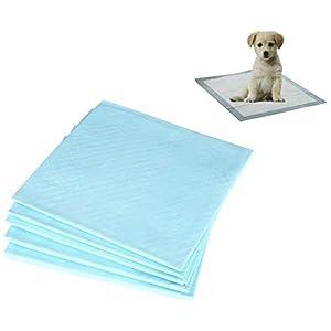 10x Welpen Hunde Inkontinenzunterlage Unterlagen Welpentoilette Welpenunterlagen Set