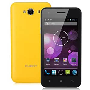 """CUBOT GT72 Android 4.2 smartphone 4 """"GPS MTK6572A Dual Core Bluetooth"""
