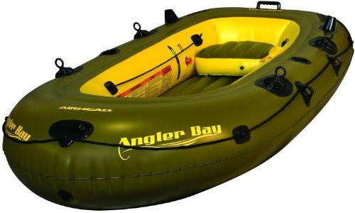 Airhead ahibf-04pescador bahía 4persona bote inflable
