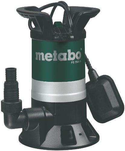 Metabo PS 7500 S Schmutzwasserpumpe