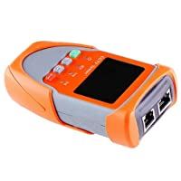 "YXMSCMULTITEC Professional Security Installation Tool Surveillance Camera Video Audio Test PAL/NTSC Auto Adjust 2.0"" LCD CCTV Tester"