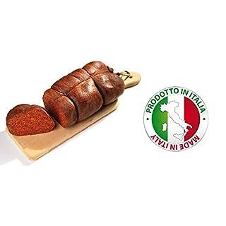 Nduja Calabrese Nduja di Spilinga Nduja Würzig Streichfähig Salami Kalabrische Salami Calabria - Bester Italienischer 3KG.
