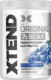 Scivation Xtend BCAA 30 Servings - 416 g (Blue Raspberry)