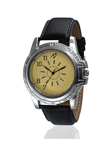 Yepme Analog Golden Dial Men's Watch - YPMWATCH1327 image