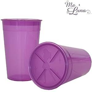 Stérilisateur pour coupe menstruelle violet 100 ml
