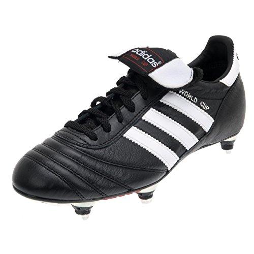 Adidas Originals - World Cup, Scarpa Da Calcetto, unisex Nero