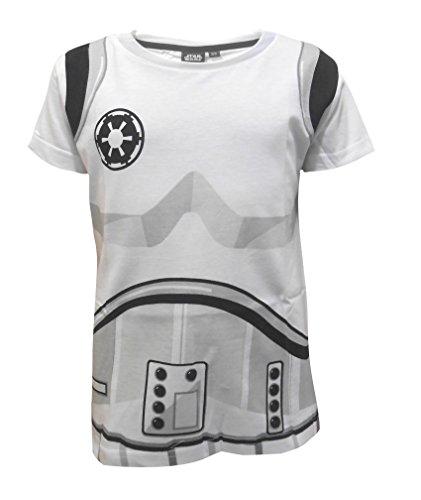 Star wars stormtrooper ragazzi printed t-shirt (2-3 anni)
