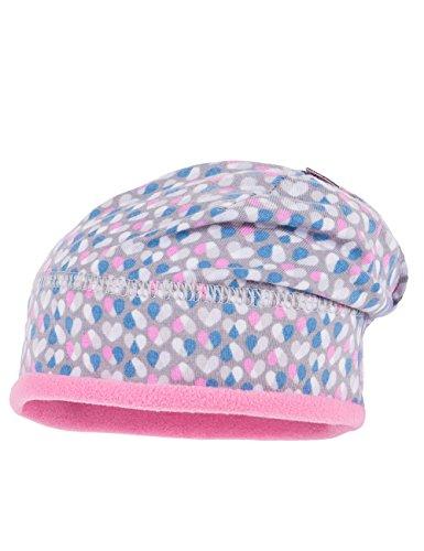 maximo-beanie-short-sombrero-para-bebs-mehrfarbig-griffin-pink-blau-herzen-24-41-cm