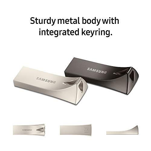 Samsung Bar Plus USB 3.1 64GB Pen Drive (Silver)