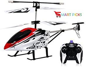 Smart Picks Flying Remote Control Helicopter - Hx708 (Colour May Vary)