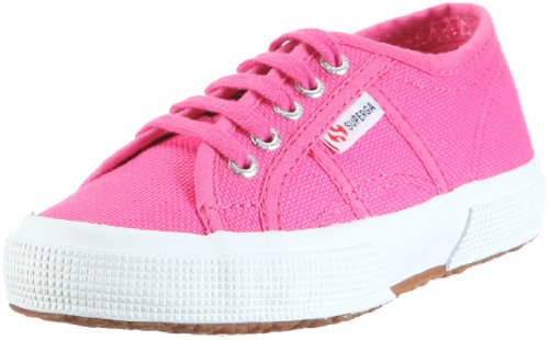 Superga 2750-JCOT CLASSIC S0003C0 Unisex-Kinder Sneaker Pink (Fuxia A30)