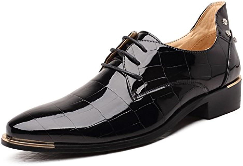 esthesis formel cuir chaussures hommes, chaussures de mariage formel esthesis d'oxford 7d39cb